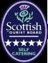 Visit Scotland 5 Star Self-catering